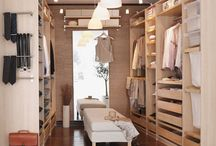 Storage and Closets / by Kristy Harris