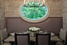 Dinning room / by Andrea Ortiz