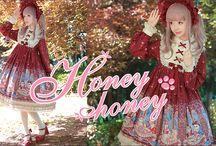 Honey honey|ハニーハニー