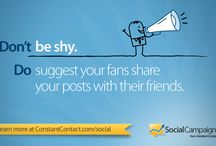 Social Media / by Constant Contact Event Marketing
