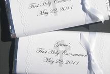 Religious Milestone Celebration Ideas / Christening - Baptism - Communion - Confirmation