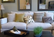 MY DESIGN WORK.. / Spaces completed by Tiffany Brooks, HGTV Designer & Host...