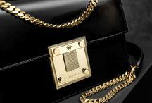 Versace Diamante Bag