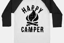 Camper Tee Shirts ♥