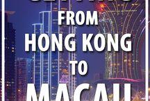 Travel Macau