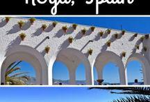 Nerja, Granada, Marbella, Malaga