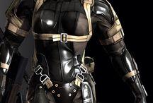 Star war design interriors / Star costumes
