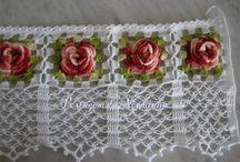 Crochet household stuff