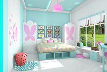 Navaria's room ideas