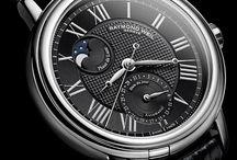 Watches: Raymond Weil / Raymond Weil - Geneve - raymond-weil.com