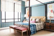 DECORANDO dormitorios / Decoración de dormitorios principales y vestidores, zonas de lectura, rincones especiales en habitaciones, ...