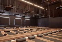 fitness interiors