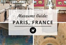 PARIS - inspiration / Inspiration ideas for travel & photoshoots in Parid