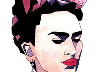 Frida paint