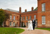 Braxted Park Weddings / This beautiful Queen Anne style country house wedding venue is set on a country estate in Essex and offers total flexibility for your big day. Find out more about the venue: http://bit.ly/1RN8giU