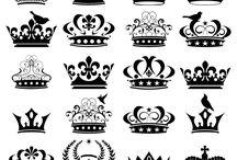 crown tatoo