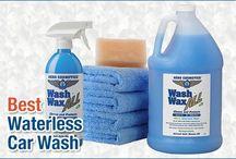 Best Waterless Car Wash