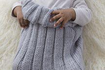 strojové pletení - inspirace