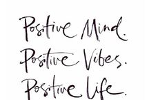 Positive Mind / by Laura Saxby