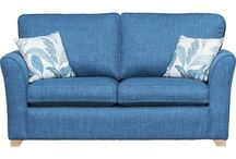 Soothing Blues / Beautiful blue tones to create an environment of serenity.