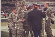 Army Navy Game Pregame 2014 / by #ArmyNavy Game