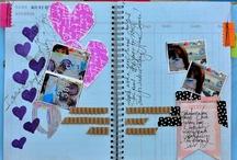 Smash Book Ideas / by Michelle Huegel
