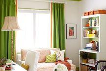 Bedrooms / by Kelly Burckel