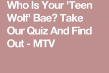 Test teen wolf