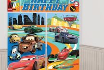 Cars Birthday / by Rachel Troychock