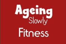 Ageing damn slow fitness!