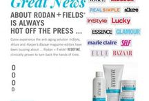 Rodan&Fields / Ping me today for more info on this amazing product line!  / by Sorrenta