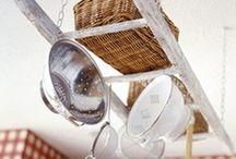 Decorative ladders / MIA loves ladders
