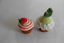 Crochet Food Cakes