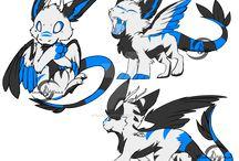 Furry Angel dragon
