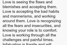 Love Affection Intimacy Attachment Infatuation