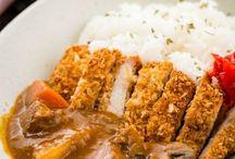 Asian food~! ^^