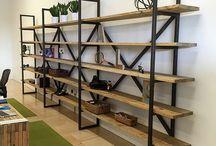 Cleanlab - Metal shelf