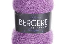 Yarns - Nos fils / Discover Bergère de France's yarns collection!