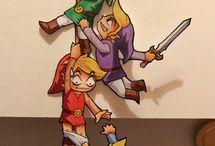 The legend of Zelda / by Lucina