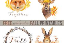 Fall Planners