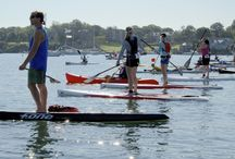 Standup Paddle Racing / My board for everything standup paddle or SUP racing.
