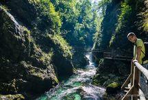 Słowenia / tygodniowa podróż po Słowenii i Alpach Julijskich