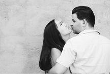 My work / Photographie de mariage, séances photo de couple, amour et joie.