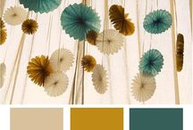 The Oaks Events Ceremony Inspiration / I'm thinking of going a little more whimsical. Pinwheels!