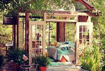 Outdoor Bedroom Ideas!