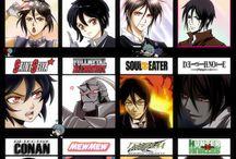 Anime: Kuroshitsuji