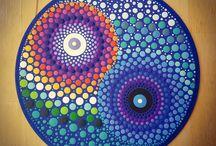 io creo i miei Mandala
