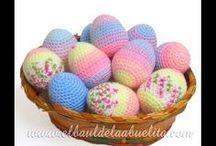 huevos d pascua