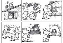 C1: Les trois petits cochons