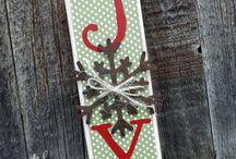 Cricut Christmas / by Colleen Willmott